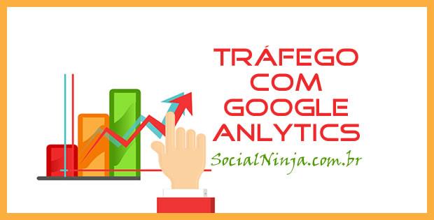 Como Monitorar Tráfego de Mídias Sociais com Google Analytics