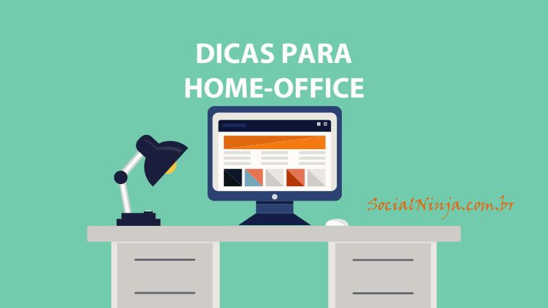 Dicas Para Iniciar Um Home Office